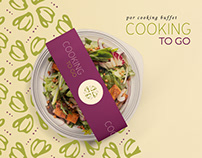 identidade visual | cooking to go