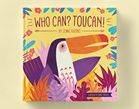 Who Can? Toucan! Children's Book