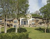 Bancroft Spec House