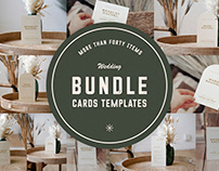 The Biggest Card Mockups Bundle