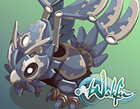 WAKFU MMO - Monsters