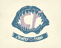 Chomped Fishing logo