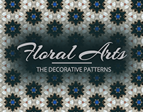 Floral Arts - Decorative Background Patterns