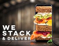 Stacked-The Club Sandwich Deli