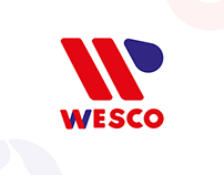 Wesco Oil Logo Design