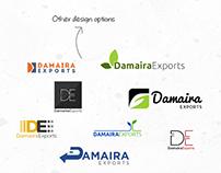 Logo Design Damaira Exports