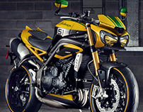 Speed Triple GTR