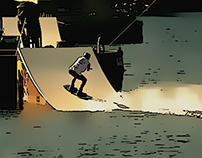 Red Bull wakeboarding