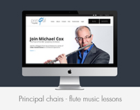 Principal chairs - flute music lessons