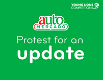 Protest for an update - Young Lions 19