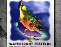 Buffalo Waterfront Festival (Posters)