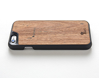 iBark Compostable iPhone 6/6s Case