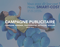 Compagne publicitaire French Blue
