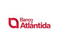 Branding Banco Atlántida Honduras