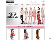 E-commerce Portal(Nihao Fashion)
