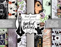 Witch Digital Paper