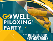 Go Well Piloxing Party