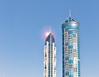 JW Marriott Marquis - Dubai (UAE)