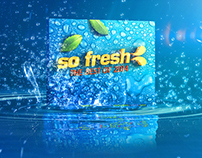 So Fresh 2014 TVC