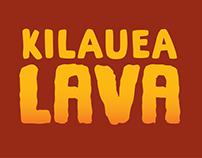 Kilauea Lava Hot Sauce