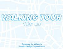 Walking Tour Valencia