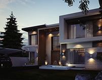 HOUSE (Dusk)