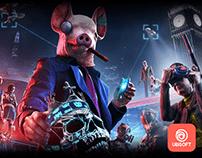 Ubisoft Club - iOS13 Redesign