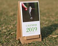 Mini Calendar 2019