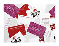 logos y tarjetas personales