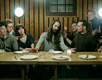 The last supper - Hallig Hooge