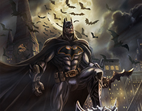 Batman, Gotham Knight