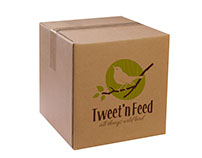 Logo and Card for Online Store selling Birding items