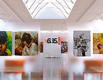 Art 365 Art Gallery+ 360° VR tour