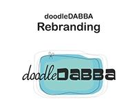 Re-branding - doodleDabba