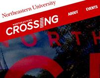 Northeastern Crossing
