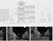 Progetto Illuminotecnico_Piazza Vittorio Emanuele II