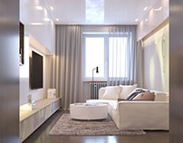 Spacious minimalism by Cult of Design