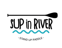 SUP in RIVER - identity