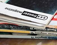 FREEZER MAGAZINE Skateboard, surf, snowboard, art, life
