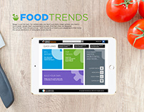FOODTRENDS - Food Analytics Web App