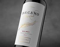Decano Divino Icon. Témpora Wines.