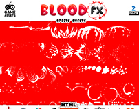 Blood Sprite FX - Pack 2