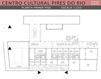 CC - UI - CENTRO CULTURAL PIRES DO RIO