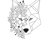Lupus Tattoo
