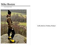 Mike Boston Design 2020 CV