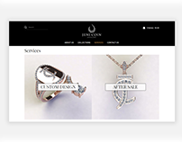 "E-commerce for ""JENI COIN"" Jewellery"