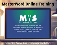 Online Training for Interpreters Flyer