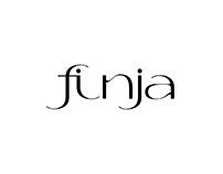 finja - display font