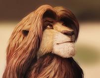 Simba / The Lion King