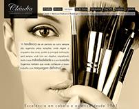 Site - Cláudia Cabeleireira
